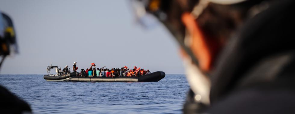 MSF anuncia retomada de operações de busca e salvamento no Mediterrâneo