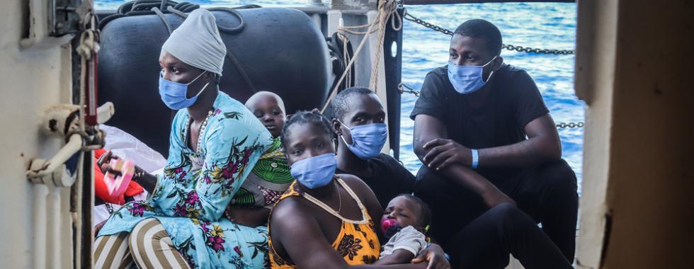 Sea-Watch 4 tem um porto seguro 11 dias após o primeiro resgate
