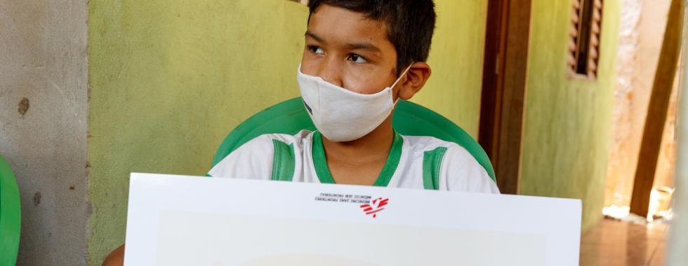 Resposta de MSF à COVID-19