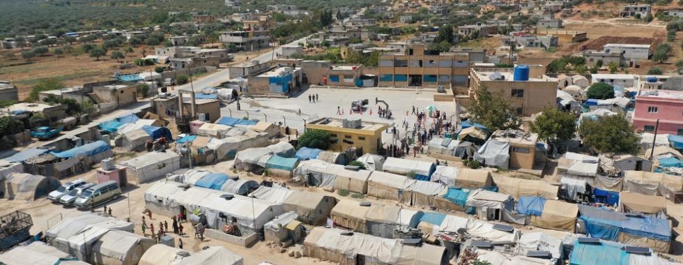 Noroeste da Síria: dezenas de pessoas são atendidas após ataque aéreo em Idlib