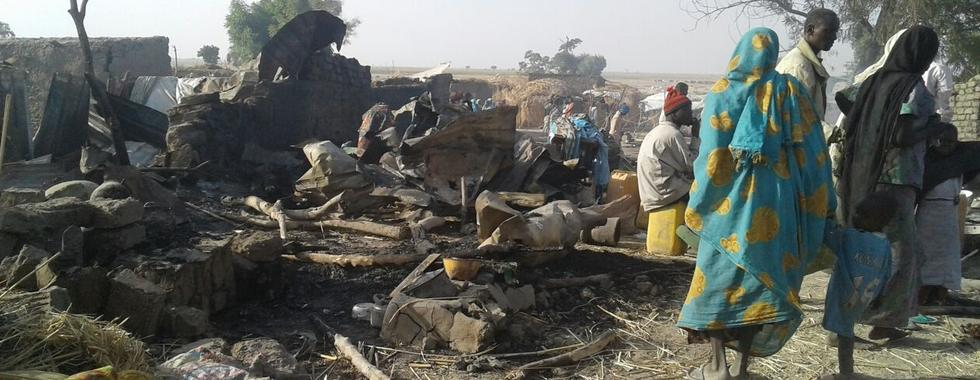 Nigéria: MSF condena fortemente ataque aéreo a campo de deslocados em Rann
