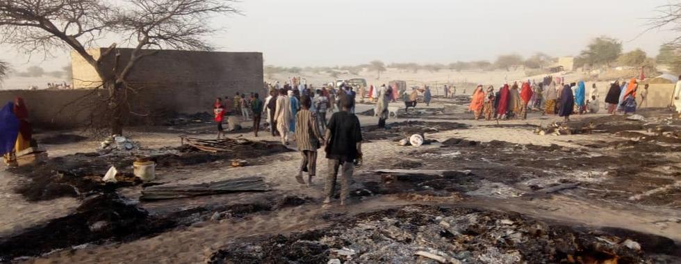Níger: violência crescente, necessidades humanitárias e medo na região de Diffa