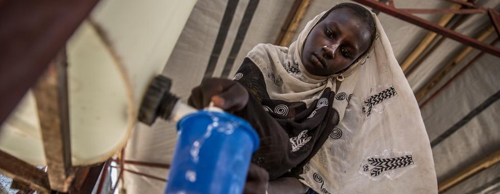 Níger: epidemia de hepatite E evidencia condições de vida precárias