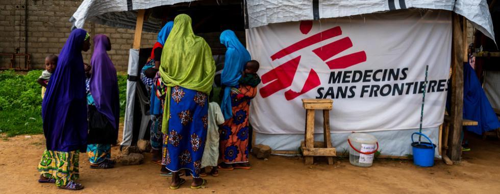 O antiterrorismo está matando a ação humanitária na Nigéria?