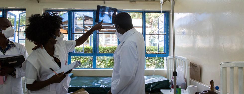 HIV/Aids: resposta de MSF a relatório da UNAIDS