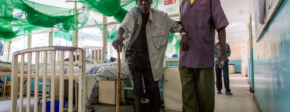 MSF alerta para mortes por Aids na África subsaariana