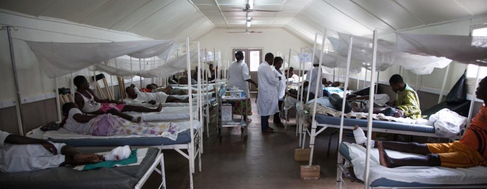 República Centro-Africana: a violência em Bangui e o fluxo maciço de vítimas