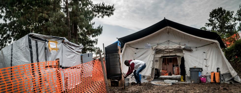 RDC: cólera persiste em um dos surtos mais graves dos últimos anos