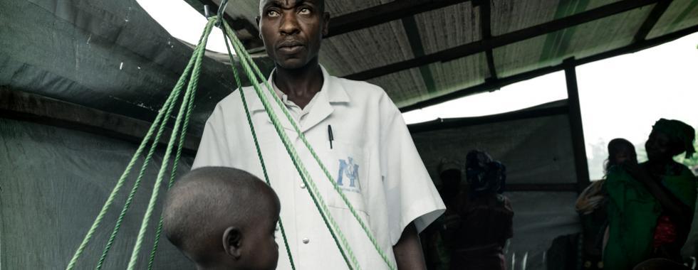 RDC: Aumenta mortalidade entre crianças desnutridas em Masisi