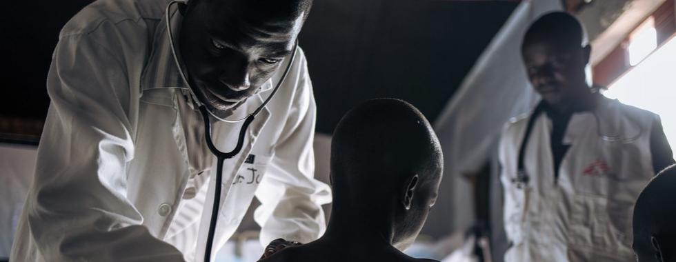 República Democrática do Congo enfrenta a maior epidemia de sarampo do mundo
