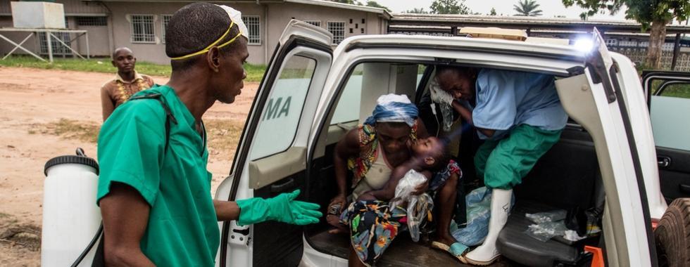 RDC: MSF responde a surto de cólera em Kivu do Sul