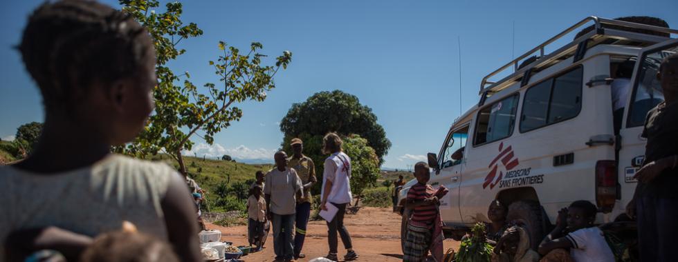 RDC: desnutrição e doença assolam acampamentos na região de Kalémie