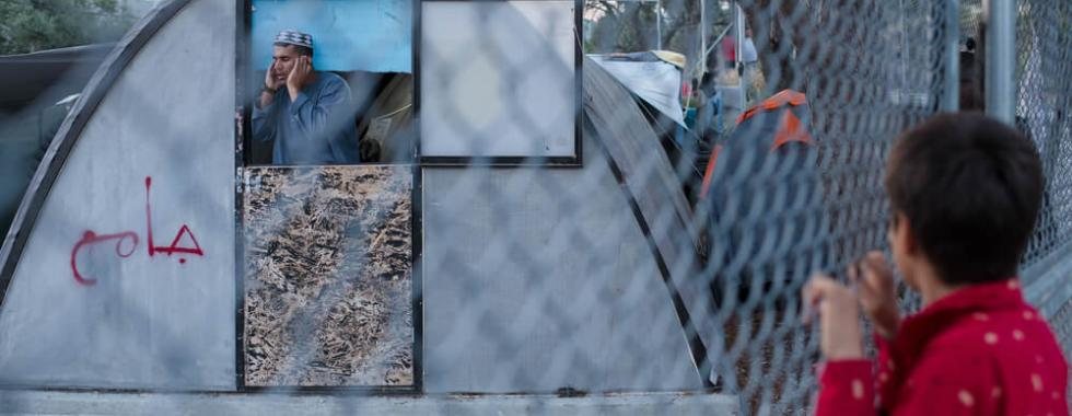 Confinamento, violência e caos: a realidade dos campos de refugiados na Europa