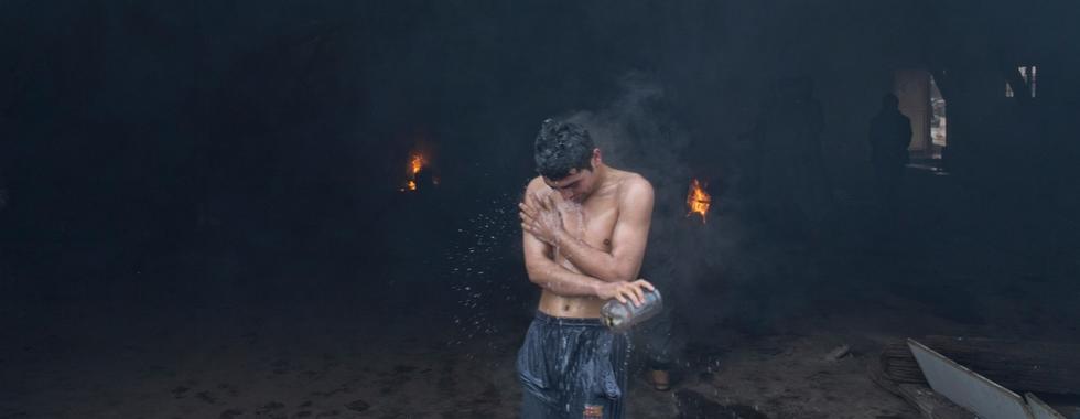 Sérvia: inverno e violência castigam refugiados em Belgrado