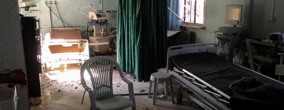 Relatórios de MSF mostram que mais assistência é necessária no sul da Síria
