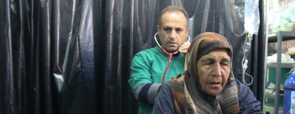 Síria: MSF conclui projeto em hospital após 8 anos, mas segue atuando no noroeste do país