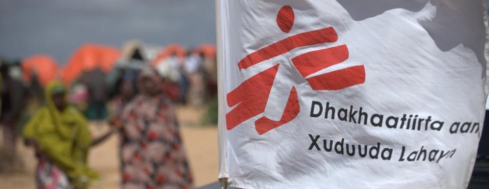 Médicos Sem Fronteiras retoma as atividades médicas na Somália