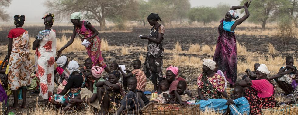 Sudão do Sul: medicina humanitária em movimento