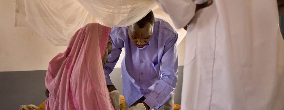 Sudão: tempestades de areia, burros e tabaco de mascar