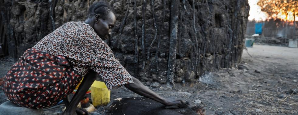 Sudão do Sul: a ascensão da desnutrição em Pibor