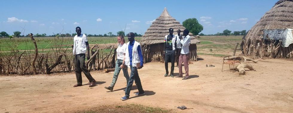Sudão do Sul: levando tratamento de malária às comunidades