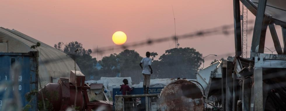 Acampamento Malakal, Sudão do Sul