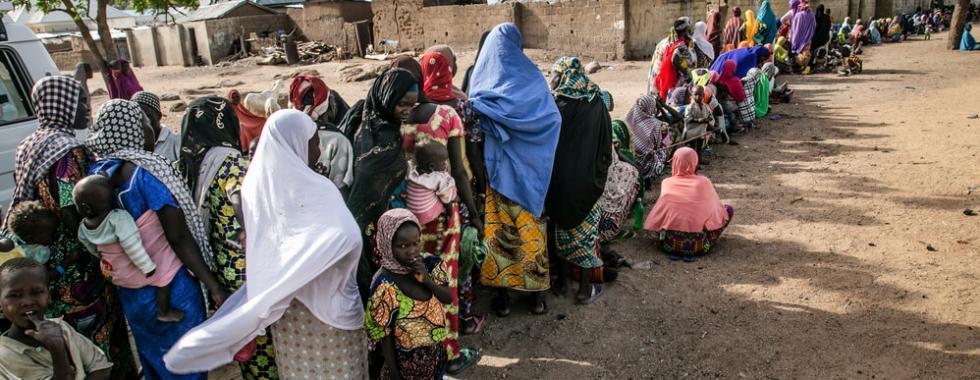 Situação no nordeste da Nigéria piora depois de anos de conflito