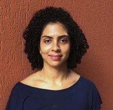Renata Castro, profissional de relacionamento com doadores de MSF-Brasil