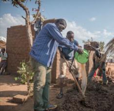 Sul-sudaneses buscam refúgio em Uganda