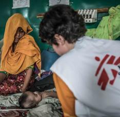 Rohingyas em Bangladesh