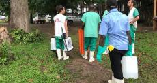 Combatendo o Ebola: uma corrida contra o tempo