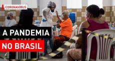 COVID-19: Brasil é um dos epicentros da pandemia