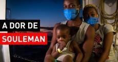 Migrante resgatado pelo Sea-Watch 4 escreve carta para a Europa