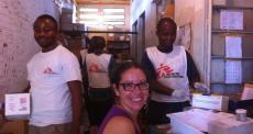 Seis meses de muito trabalho em Shabunda, na RDC