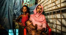 A voz de uma sobrevivente do massacre de Tula Toli, em Mianmar