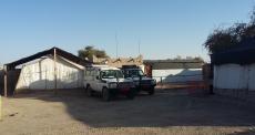 Um projeto na beirada do deserto do Saara