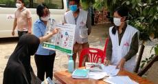 Camboja: adaptar e inovar para responder à COVID-19