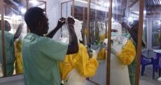 Trabalhando na resposta ao Ebola