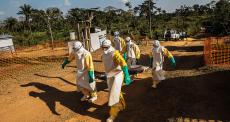 Sobem para 17 os casos de Ebola e MSF intensifica ações contra a doença