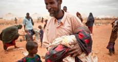 Seca e insegurança levam somalis à Etiópia