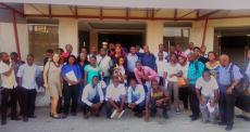 Data: 04/10/2016 Acabo de ultrapassar minha primeira semana das 30 que pretendo passar aqui em Beira, Moçambique, trabalhando com Médicos Sem Fronteiras (MSF). Serão 7 meses, ou 210 dias. Olhando assim pode parecer muito tempo, mas estou muito contente de voltar ao país onde vivi por 4 anos com meus filhos. Foi um tempo feliz para todos nós. Moçambique é um país populoso. Beira, que fica às margens do oceano Índico, é a segunda maior cidade do país. A cidade tem um grande porto e é a entrada da mais importa
