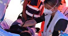 Gaza: ataques aéreos israelenses matam dezenas de civis e danificam clínica de MSF