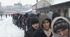 Congelados na Europa: inverno castiga milhares de pessoas