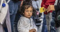 """""""Migração não é um crime. Salvar vidas não é um crime''"""