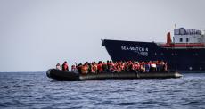 Sea-Watch contesta detenção de navio de busca e salvamento na Itália
