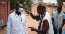 Níger: trabalhando com as comunidades durante a pandemia de COVID-19
