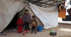 """Iraque: """"As pessoas vivem em tendas e dormem no chão"""""""
