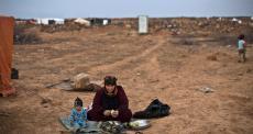 MSF pede retomada de ajuda a refugiados sírios encurralados em faixa desértica na fronteira com a Jordânia