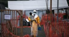 """Sessão especial """"Affliction - O Ebola na África Ocidental"""""""