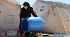 Grave crise hídrica no norte da Síria apresenta sérios riscos à saúde da população